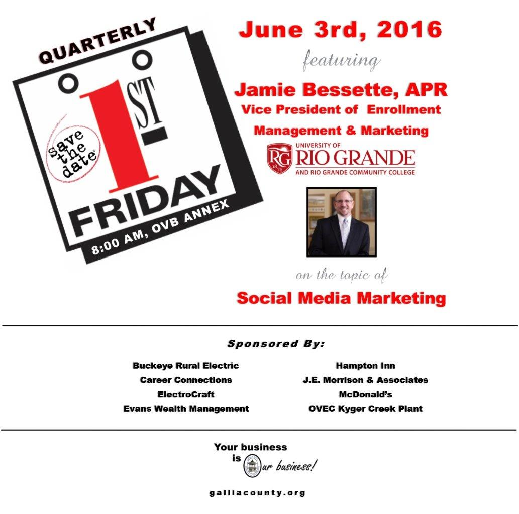June First Friday PROMO 2016 Final