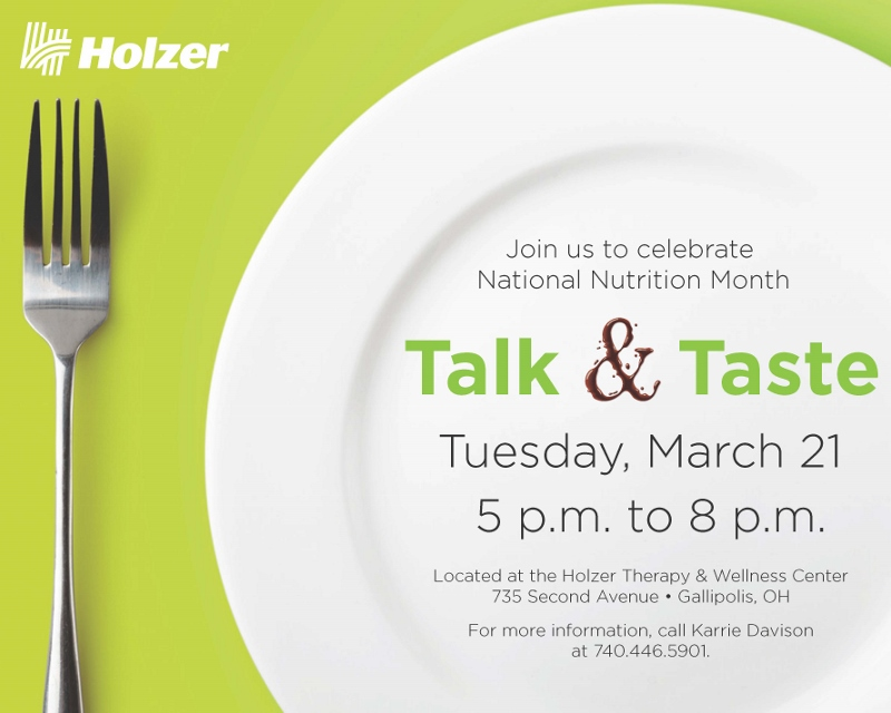 Talk and Taste NutritionMonth 800x640